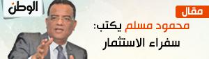 محمود مسلم يكتب: سفراء الاستثمار