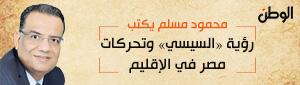 رؤية «السيسى» وتحركات مصر فى الإقليم
