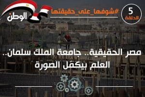 مصر الحقيقية..