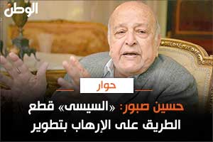 حسين صبور: «السيسى» قطع الطريق على الإرهاب بتطوير العشوائيات