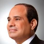 الرئيس عبدالفتاح السيسي رئيس الجمهورية