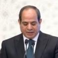 الرئيس عبد الفتاح السيسي خلال الاحتفال بالمولد النبوي