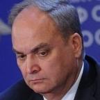 السفير الروسي في واشنطن أناتولي أنطونوف