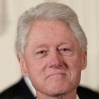 الرئيس الأمريكي الأسبق بيل كلينتون