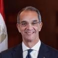 د. عمرو طلعت وزير الاتصالات
