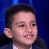 الطفل أحمد تامر