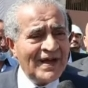 وزير التموين الدكتور علي المصيلحي - صورة أرشيفية
