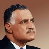 الرئيس المصري الأسبق جمال عبدالناصر
