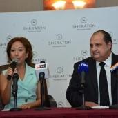 الفنان خالد الصاوي في ندوة تكريمه بمهرجان الإسكندرية