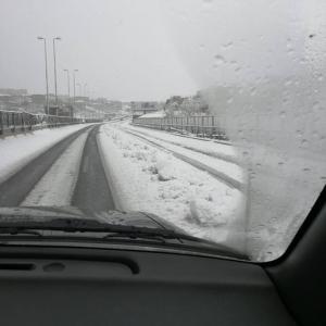 4 دول عربية تضررت.. الثلوج تجتاح منطقة الشرق الأوسط في أبريل