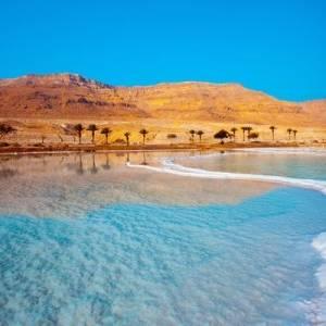البحر الميت يبلغ أدنى مستوى انخفاض في التاريخ.. والسبب إسرائيل