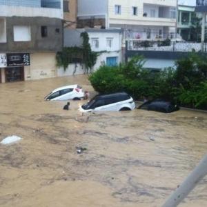 """تحذير لدول البحر المتوسط من أمطار كارثية وفيضانات.. وخبير: """"مصر آمنة"""""""