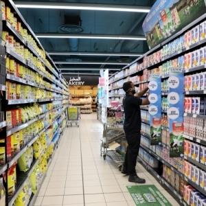 جريمة في المتجر.. القبض على سيدة بسبب السعال على مواد غذائية بـ35 ألف دولار