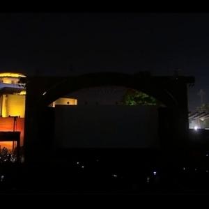 ظلام في حفل افتتاح القاهرة السينمائي.. وتامر حسني: هسلي الجمهور