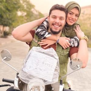 فيديو جديد يكشف خدعة سفر أحمد حسن وزينب.. «مطلعش وداع نهائي»