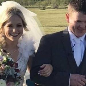 نهاية مروعة لزوجين بعد ساعات من حفل الزفاف