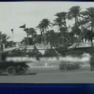 فيديو نادر لموكب الخديوي عباس حلمي الثاني في شوارع القاهرة