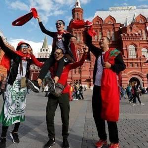 """""""سبيربنك"""": مشجعو كأس العالم أنفقوا 1.5 مليار دولار في روسيا"""