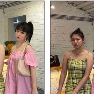 """""""الكاميرا بتكدب"""".. صور فتاة صينية قبل وبعد """"الإيديت"""""""