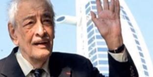 """عمرو الليثي ناعياً جميل راتب: """"فقدنا فنانا عظيما"""""""