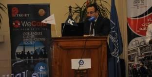 عميد هندسة الإسكندرية يفتتح فعاليات الإسبوع النووي