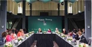 قمة تاريخية في كندا للنساء فقط.. السياسة والعنف أبرز المباحثات