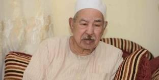 """الشيخ الطبلاوي عن شائعة وفاته: """"لسه الأجل مجاش"""""""