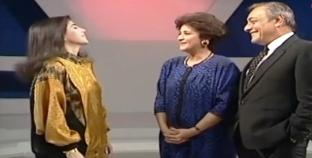 """كواليس حلقة """"ستوديو 87"""" التي جمعت بين جميل راتب وماجدة الرومي"""