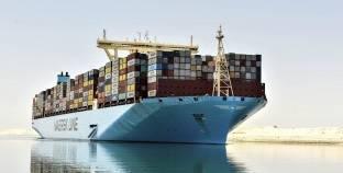 عبور 65 سفينة بحمولة 3.2 مليون طن المجرى الملاحي اليوم
