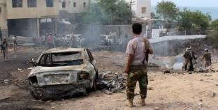 5 قتلى في هجوم انتحاري مزدوج تبناه تنظيم داعش في عدن