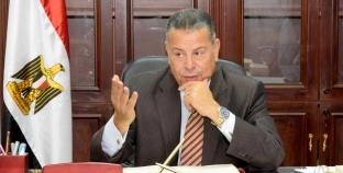 """محافظ بني سويف: فحص 333 ألف مواطن في مبادرة """"100 مليون صحة"""""""