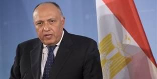 عاجل| شكري يستقبل المبعوث الأممي لسوريا بمقر بعثة مصر بنيويورك