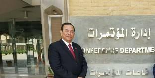 رئيس جامعة المنوفية يعلن ترشيح عاملين للانتقال للعاصمة الإدارية