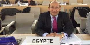 سفير مصر بروما: العلاقات المصرية الإيطالية تشهد تطورات مهمة