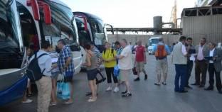 """ميناء نويبع يستعد لاستقبال 282 راكبا على """"سينا"""""""