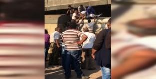 """""""كوبري مشاة"""" يفصل رأس طفل عن جسده أعلى قطار الشرق"""