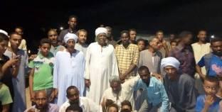 """""""إحنا اللي عزمنا الأتوبيس"""".. أهالي قرية بالأقصر يستضيفون 37 سودانيا"""
