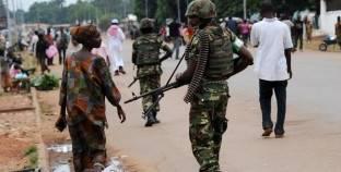 ارتفاع حصيلة مواجهات أفريقيا الوسطى إلى 48 قتيلا