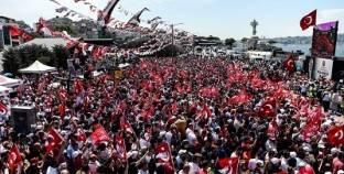 حضور جماهيرى كبير لمنافس «أردوغان» فى إسطنبول