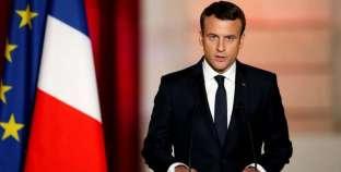 الرئيس الفرنسي: لا يوجد قتلى في انفجار ليون