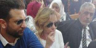 ريم البارودي تتضامن مع ريهام سعيد في محاكمتها بالتحريض على خطف الأطفال