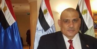 رئيس الجالية المصرية في روسيا يهنئ الشرطة بعيدها: مصدر الأمان