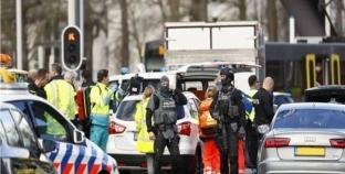 بالفيديو.. ارتفاع ضحايا هجوم هولندا إلى 3 والشرطة تطارد المهاجم