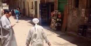 بدء تطبيق منظومة جمع القمامة بمدينة طما بسوهاج