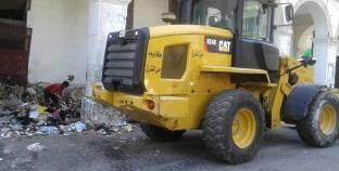 بورسعيد تستعد لاستقبال عيد الأضحى بحملات للنظافة وإزالة القمامة