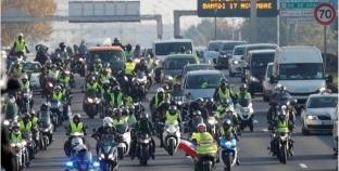 """مقتل امرأة في مظاهرات """"السترات الصفراء"""" بفرنسا"""