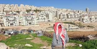 الاحتلال يوزع إخطارات إخلاء أراض فلسطينية لصالح حديقة تلمودية