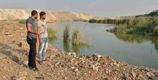 «الوطن» فى «بحيرة الأسماك النافقة» بالخانكة: قمامة ومخلفات مصانع وصرف صحى