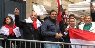 ممثل الجالية المصرية بفرنسا يهنئ السيسي على فوزه في انتخابات الرئاسة