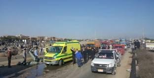 يوم دام على الأسفلت.. مصرع 16 شخصا وإصابة العشرات بحوادث طرق